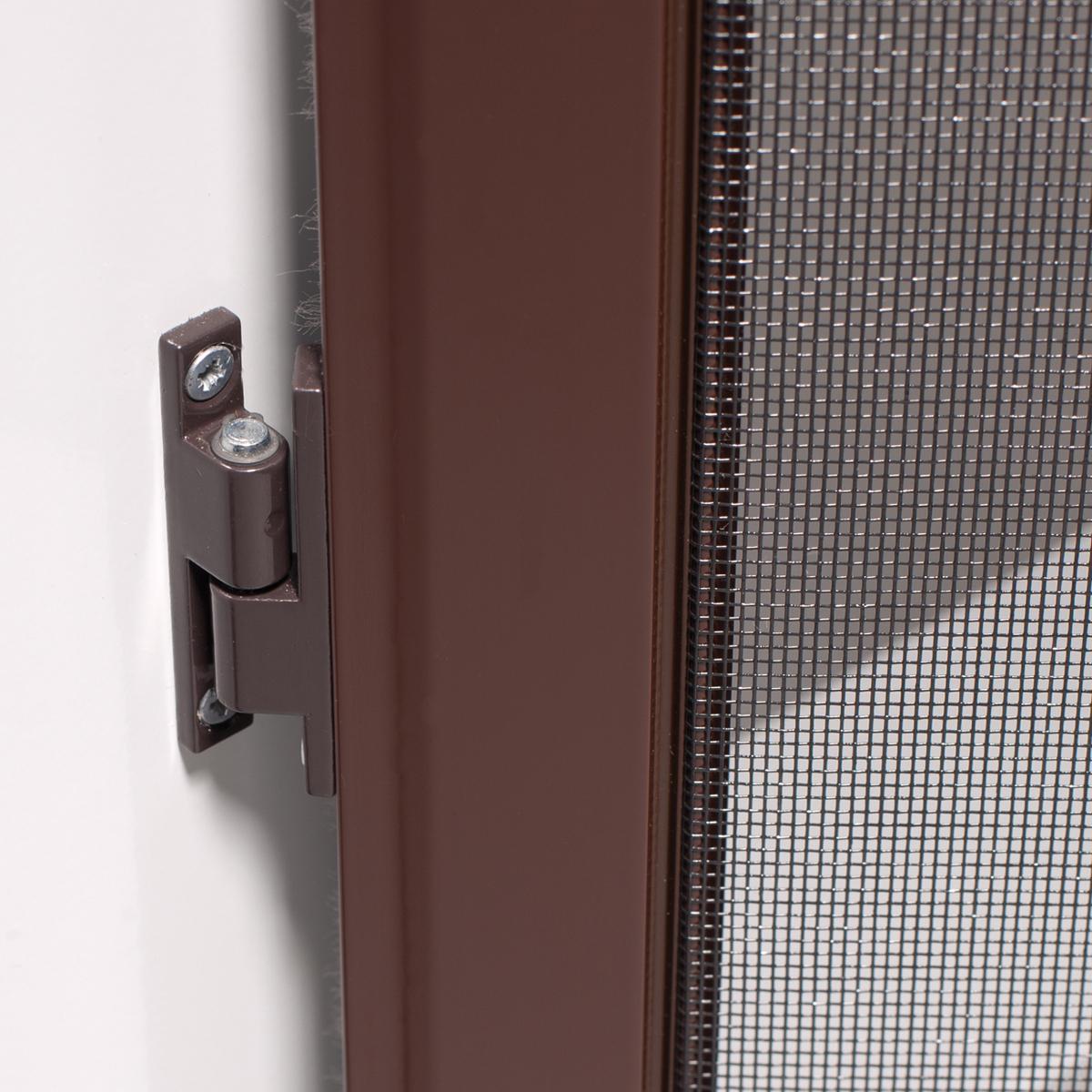 insektenschutz t ren f r balkon und terrasse m s bauelemente. Black Bedroom Furniture Sets. Home Design Ideas