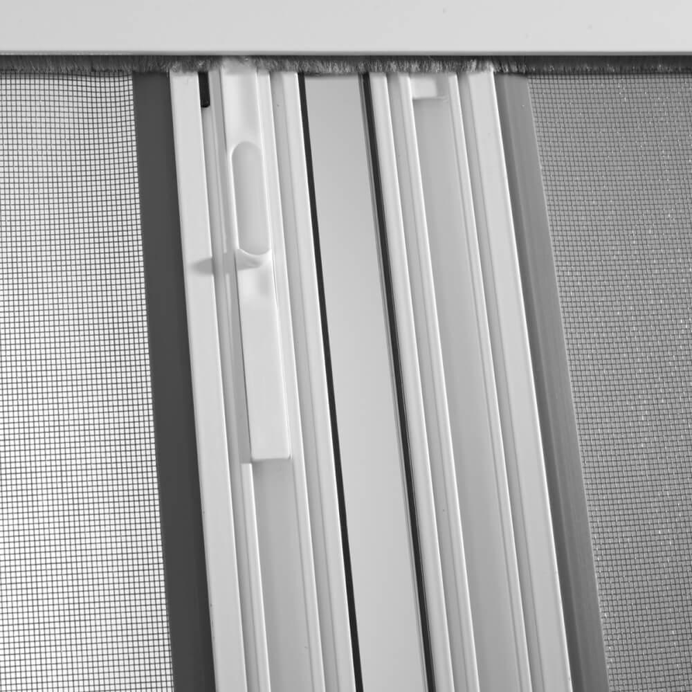 insektenschutz rollo top qualit t f r terrasse und balkon weiss m s bauelemente. Black Bedroom Furniture Sets. Home Design Ideas